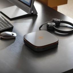 hp HP UC draadloze duo headset
