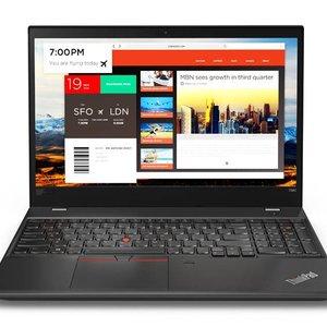 "Lenovo ThinkPad T580 Zwart Notebook 39,6 cm (15.6"") 1920 x 1080 Pixels 1,80 GHz Intel® 8ste generatie Core™ i7 i7-8550U"