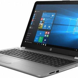 "HP HP 250 G6 Zilver Notebook 39,6 cm (15.6"") 1366 x 768 Pixels 2,3 GHz Zevende generatie Intel® Core™ i3 i3-7020U"