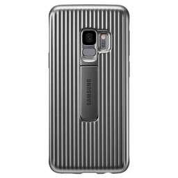 "Samsung Samsung EF-RG960 14,7 cm (5.8"") Hoes Zilver"