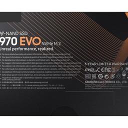 Samsung Samsung MZ-V7E2T0 2000 GB M.2