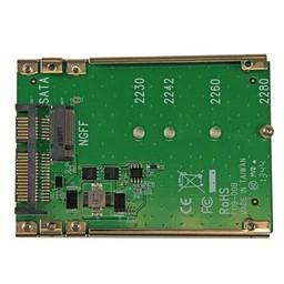 Startech StarTech.com M.2 SSD naar 2,5 inch SATA-adapter / converter