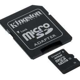 Kingston MicroSD High Capacity