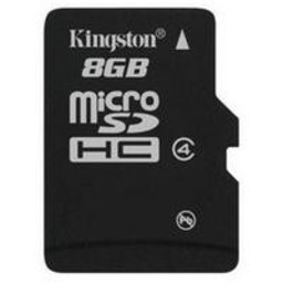 Kingston Kingston Technology SDC4/8GBSP flashgeheugen 8 GB MicroSDHC