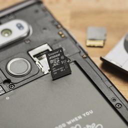 Kingston Kingston Technology Canvas Select flashgeheugen 64 GB MicroSD Klasse 10 UHS-I