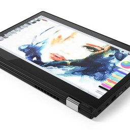 "Lenovo Lenovo ThinkPad L380 Yoga Zwart Hybride (2-in-1) 33,8 cm (13.3"") 1920 x 1080 Pixels Touchscreen 1,60 GHz Intel® 8ste generatie Core™ i5 i5-8250U"