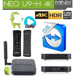 MINIX Neo U9-H AMS Bundel
