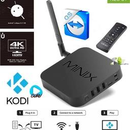 MINIX Neo U1 AMS Bundel