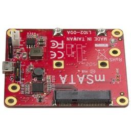 Startech StarTech.com USB naar mSATA converter voor Raspberry Pi en development boards