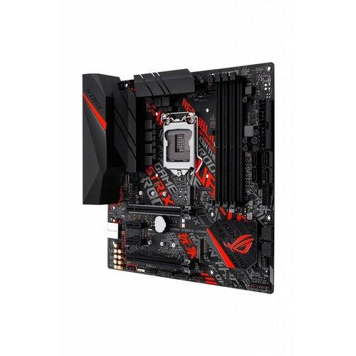 Asus ASUS ROG STRIX B360-G GAMING LGA 1151 (Socket H4) Intel® B360 Micro ATX