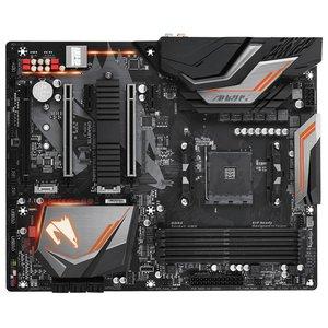 Gigabyte Gigabyte X470 AORUS Ultra Gaming Socket AM4 AMD X470 ATX