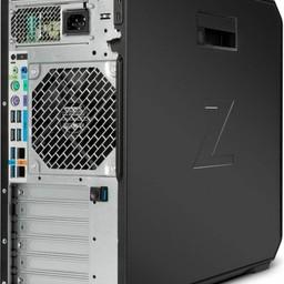 hp HP Z4 G4 3,20 GHz Intel® Xeon® W-2104 Zwart Toren Workstation