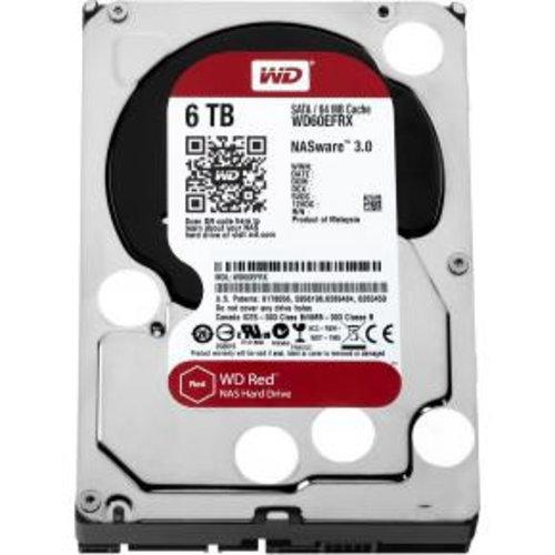 Western Digital Western Digital WD60EFRX RED NAS HDD [6TB, 3.5 inch, SATA3, 64MB, 5400 RPM, 175 MiB/s, 5.3W]