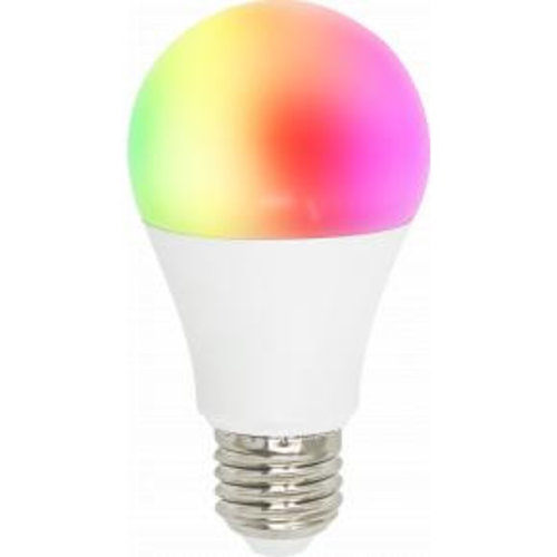 WOOX WOOX R4553 Smart RGB LED lamp [WiFi, E27, 7W, 600 LM, warm wit, Powered by TUYA]
