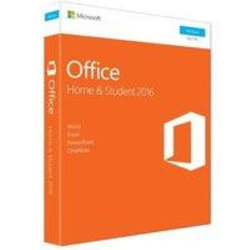 Microsoft Microsoft 79G-04630 Office Home and Student 2016 [FR, 1yr: Excel, Powerpoint, Word]