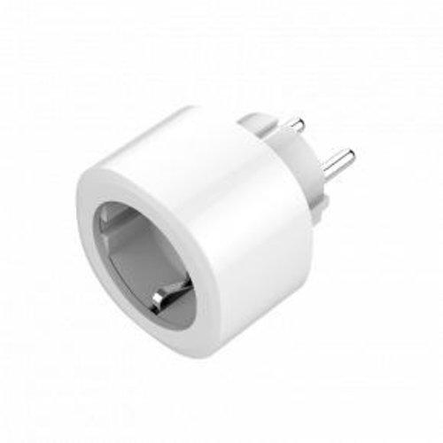 WOOX WOOX R4026 Smart plug/ slimme stekker [WiFi 802/11b/g/n, 220-240V, 10A, 2300W, <1W standby, White]