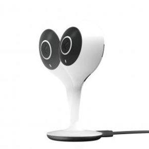 WOOX R4024 indoor smart camera powered by TUYA [1080p, IR,1/4 inch CMOS, 0.01Lux@F1.2, 2.6mm F2.0, WiFi]