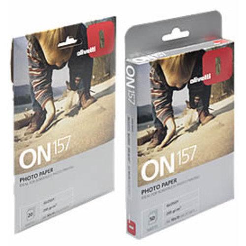 Olivetti Olivetti ON157 Photo Paper 50-vel Glossy