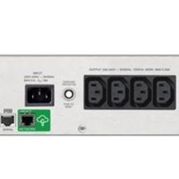 Apc APC Smart-UPS SMC1500I-2UC - Noodstroomvoeding 4x C13, USB, Rack mountable, 2U, SmartConnect, 1500VA
