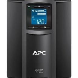 Apc APC Smart-UPS SMC1500IC - Noodstroomvoeding 8x C13 uitgang, USB, SmartConnect, 1500VA