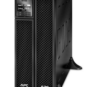 Apc APC Smart-UPS On-Line 2200VA noodstroomvoeding 8x C13, 2x C19 uitgang