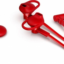 hp HP Earbuds Red Headset 150