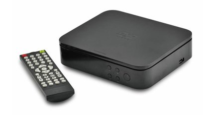 Blu Ray, DVD & HDD