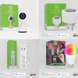 WOOX R4444 Smart home pakket