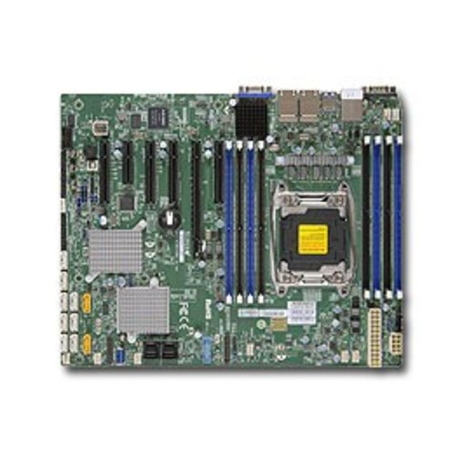 Supermicro Supermicro X10SRH-CLN4F server-/werkstationmoederbord LGA 2011 (Socket R) Intel® C612 ATX