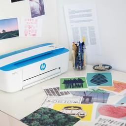 hp HP DeskJet 3720 Thermische inkjet 8 ppm 4800 x 1200 DPI A4 Wi-Fi