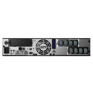 Apc APC Smart-UPS X 750VA noodstroomvoeding 8x C13 uitgang, USB