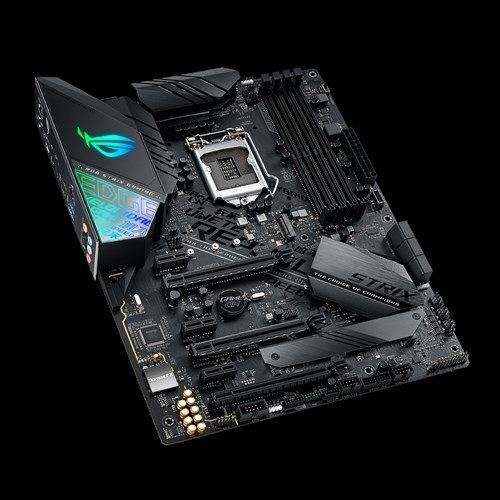 Asus ASUS ROG STRIX Z390-F GAMING LGA 1151 (Socket H4) Intel Z390 ATX