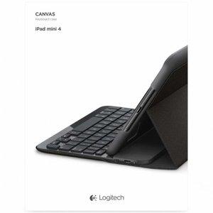 Logitech Logitech Focus toetsenbord voor mobiel apparaat Zwart AZERTY Frans Bluetooth
