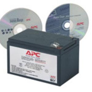 Apc APC Batterij Vervangings Cartridge RBC3