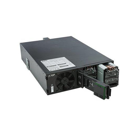 Apc APC Smart-UPS On-Line 5000VA noodstroomvoeding 6x C13, 4x C19 uitgang, rackmountable, Embedded NMC