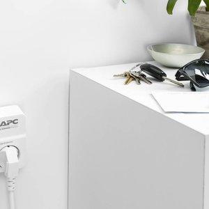 Apc APC Tussenstekker met overspanningsbeveiliging 3680W 1x stopcontact