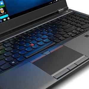 "Lenovo ThinkPad P52 Zwart Mobiel werkstation 39,6 cm (15.6"") 1920 x 1080 Pixels 2,20 GHz Intel® 8ste generatie Core™ i7 i7-8750H"