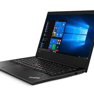 "Lenovo ThinkPad E480 Zwart Notebook 35,6 cm (14"") 1920 x 1080 Pixels 1,60 GHz Intel® 8ste generatie Core™ i5 i5-8250U"