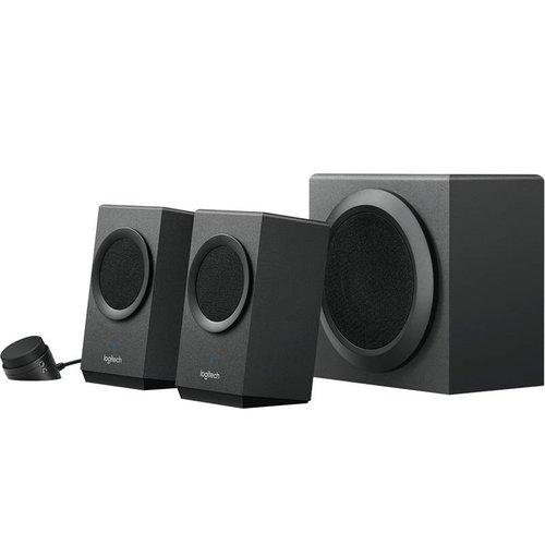 Logitech Logitech Z337 luidspreker set 2.1 kanalen 40 W Zwart