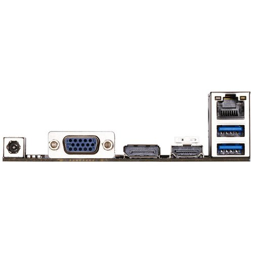 Gigabyte Gigabyte GA-H110MSTX-HD3 moederbord LGA 1151 (Socket H4) Intel® H110 Mini-STX