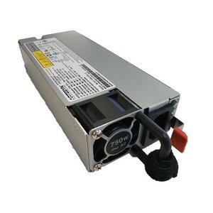 Lenovo Lenovo ThinkSystem 750W (230/115V) Platinum Hot-Swap power supply unit Roestvrijstaal