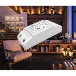 WOOX WOOX R4967 Smart WiFi switch powered by TUYA [10A, 2300W, 100-240VAC 50-60Hz, Wi-Fi]