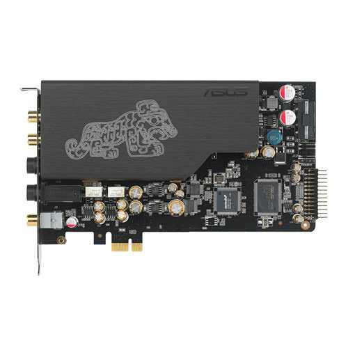 Asus ASUS Xonar Essence STX II 7.1 Intern 7.1 kanalen PCI-E