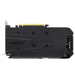 Gigabyte Gigabyte GV-N105TWF2OC-4GD videokaart GeForce GTX 1050 Ti 4 GB GDDR5