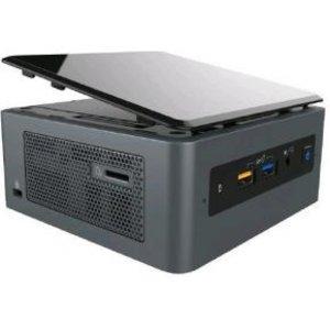 Intel Intel BOXNUC8i7BEH2 NUC Kit [UCFF, 8th Gen, 2x SO-DIMM DDR4 2400Mhz, USB3.1 Gen2, M.2, TB3, Black]