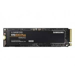 Samsung Samsung MZ-V7S500BW 970 Evo Plus SSD [500 GB, M.2 NVME, 3500/ 3300 MB/s, 480000 IOPS, V-NAND MLC]