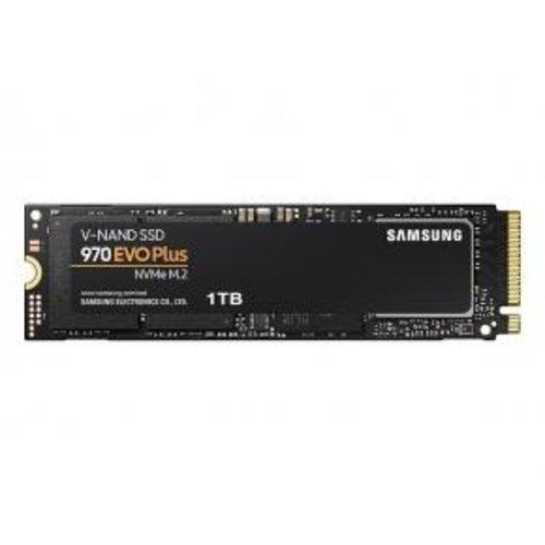 Samsung Samsung MZ-V7S1T0BW 970 Evo Plus SSD [1 TB, M.2 NVME, V-NAND MLC, 3500/ 3300 MB/s, 6000000 IOPS]