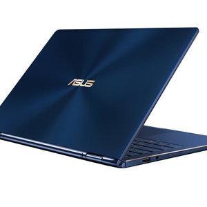 "Asus ASUS ZenBook Flip RX362FA-EL228T Blauw Hybride (2-in-1) 33,8 cm (13.3"") 1920 x 1080 Pixels Touchscreen Intel® 8ste generatie Core™ i5 i5-8265U 8 GB LPDDR3-SDRAM 256 GB SSD"