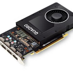 Lenovo Lenovo 4X60N86662 videokaart Quadro P2000 5 GB GDDR5