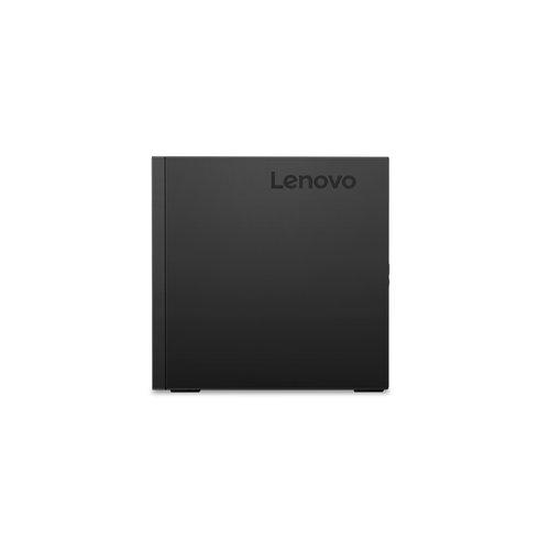 Lenovo Lenovo ThinkCentre M720 Intel® 8ste generatie Core™ i7 i7-8700T 8 GB DDR4-SDRAM 256 GB SSD Zwart Mini PC
